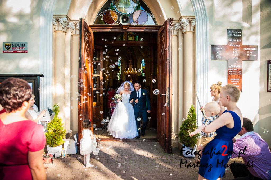 fotograf na ślub lublin cennik
